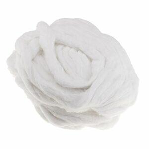 F Fityle de Coton Multifonctionnelle pour Cheveux Permanents/Outil de Beauté de Nettoyage