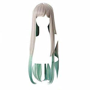 HAOHANYOUPIN Toilettes Bound Hanako Kun Wig Anime Filles Cosplay Costume Accessoires Perruque (Color : NEN wig)