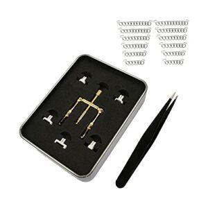 harayaa Kit professionnel de traitement des ongles incarnés, pince à lisser, correcteur, récupérateur d'ongles, outil de pédicure de pied pour Paronychia