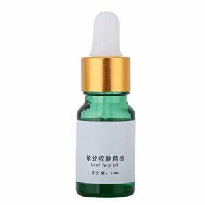 Huile de lifting, huile amincissante pour le visage huile essentielle hydratante multiple efficace pour le visage en V pour les soins de la peau