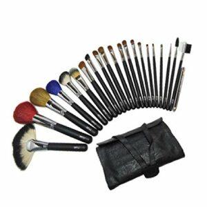 HZT Pinceaux De Maquillage Définit 22 Bâtons De Maquillage Professionnel pour Cheveux