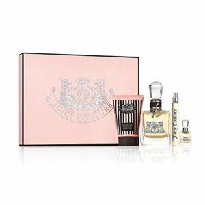 Juicy Couture – Coffret Eau de Parfum Femme & Crème Royale pour le Corps – Senteur Florale Fruitée – 100 ml