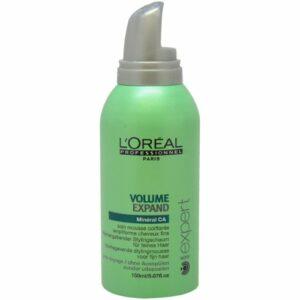 L'Oréal Professionnel – Soin Mousse Coiffante Ampliforme pour Cheveux Fins – 150ml