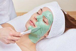 Masque Peel-Off Masque d'Alginate gelifiant en poudre 200 g professionnel et à la maison Masque Visage extracteur points noirs (Masque Purifiant Peau Mixte)