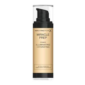 Max Factor Miracle Prep Illuminating & Hydrating Primer Base de maquillage 30 ml