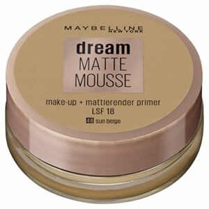 Maybelline Jade Dream Matte Mousse Maquillage
