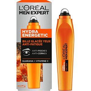 MEN EXPERT – Men Expert Soin Hydra Energetic Bille Glacée Yeux 10Ml – (Lot De 3)