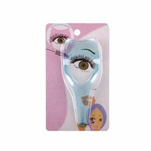 Naisde 3 dans 1 Cils Outils Outils Mascara Bouclier Tyelash Guide De Cils pour Maquillage Carte De Cils en Plastique Transparent pour Femme Filles Bleue
