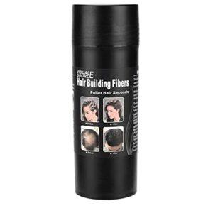 Ombre d'ombre cheveux poudreux imperméable racines de cheveux maquillage de longue durée durable cachette -Black 15g