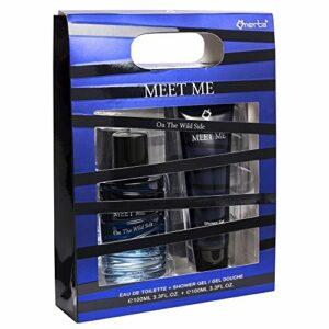 Omerta Meet Me On The Wild Side Coffret Eau de Toilette 100 ml/Gel Douche pour Homme
