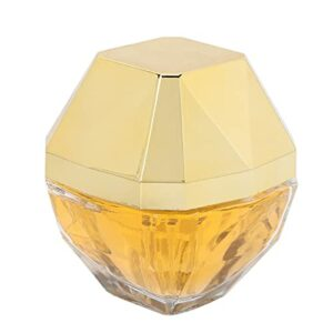 Parfums pour Femmes 40 Ml, Vaporisateur D'eau de Toilette pour Femmes Romantiques, Vaporisateur pour le Corps de Parfum Floral Naturel de Longue Durée, Cadeau de Parfum