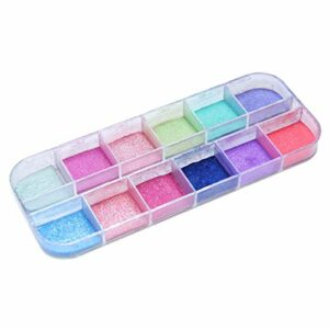 Poudre de mica en résine – Pigments nacrés – Colorants – Savon – Résine époxy – Pour maquillage – Brillant à lèvres et ongles