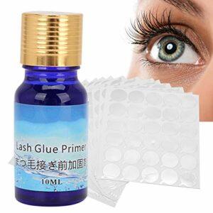 Rehausseur de colle d'extension de cils, rehausseur de colle réutilisable pratique rapide pratique 10 ml pour les filles pour le maquillage