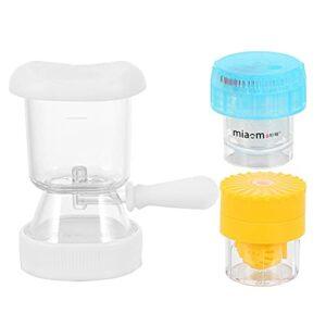 Scicalife Kit de Lavage Oculaire Eye Silicone Lavage Tasse de Nettoyage Des Yeux Tasses Fatigué Yeux de Bain Tasses 1 Ensemble