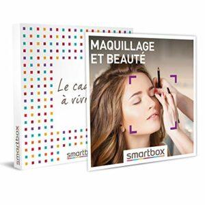 SMARTBOX – coffret cadeau couple – Maquillage et beauté – idée cadeau originale – 1 séance beauté pour 1 ou 2 personnes