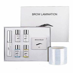 Soap Brows, Sourcils Savon Kit, Beauté Sourcils Kit Sourcils Laminage Kit Sourcils Kit de levage Styling Perming pour Sourcils utilisation à domicile