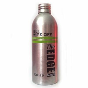 The Edge Gel à ongles ultra violet Off Solution 500ml