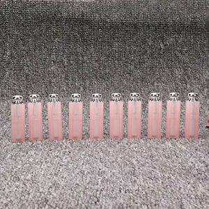 Tube de brillant à lèvres rechargeable de récipient de baume à lèvres 10Pcs pour le cosmétique pour le salon pour la toilette