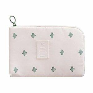 Weimay – 1 sac de toilette – Sac de voyage – Pour femmes et hommes – Imperméable – Matériau : tissu Oxford.