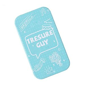 Yililay Parfum Solide Portable Long Baume Durable Parfum Soins du Corps Baume Déodorant Simple élégant Voyage Aroma Cadeau pour Homme Femmes Style3
