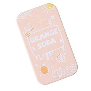 Yililay Parfum Solide Portable Long Baume Durable Parfum Soins du Corps Baume Déodorant Simple élégant Voyage Aroma Cadeau pour Homme Femmes Style7