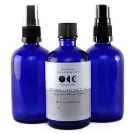 Yin & Tonic Bouleau–100ml Pure de bouleau Hydrolat de l'eau dans écologique–pour les soins des cheveux optimale