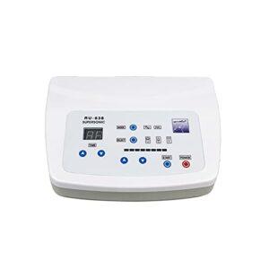 ZYDAN 2 en 1 élimination ultrasononique Soins de la Peau Soins de la Peau Machine de beauté Ultra Son Face Visage Eye Massage Black Speck Remover 831 (Color : 110V US Plug)