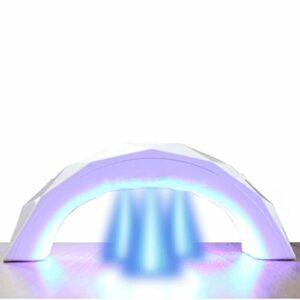 9W lampe UV sèche ongles manucure gel avec minuterie Connexion USB