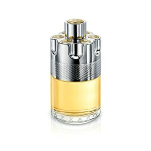 Azzaro Wanted, Eau de Toilette en Spray Vaporisateur pour Homme, Parfum Boisé Epicé, 150 ml