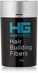 Cheveux Génétique avancé Cheveux Kératine Construire Fibres Grand 22gr Distributeur,Naturel,épais & Texturé,Superbe Concept pour Economisez De L'argent,Professionnel Fibre,Perte De Cheveux