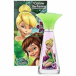 Corine de Farme Fée Clochette | Parfum Enfant | Eau De Toilette Disney | Notes Fleuries | Fabrication Française