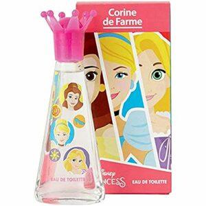 Corine De Farme | Princesses | Parfum Enfant | Eau De Toilette Disney | Notes Fruitées | Made in France
