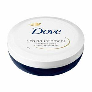 Dove Rich Nourishment Body Care – Hydratation Nutritive pour la peau sèche – 150 ml