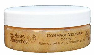 Gommage velours corps, Les cabines Blanches