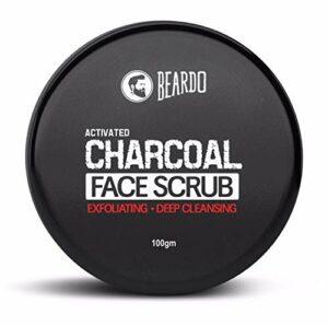 Gommage Visage Activé Beardo Glamorous Hub – 100g