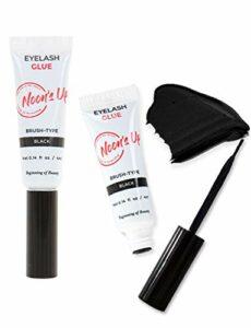 NOON'S UP Colle à Faux-cils aux Eyelash Glue Black 4ml Noir