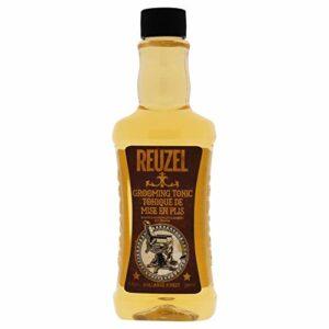 Reuzel – Grooming Tonic – Quintessence souffler sèche tonique – Crée une tenue naturelle de longue durée pour tous les types de cheveux – Ajoute de la brillance – 11.83 oz/350 ml