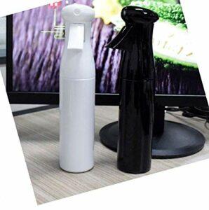 XINXI-YW Jardin Salon de beauté Vaporisateur Cheveux Haute Pression de pulvérisation Flacon Vaporisateur continu Arrosoir Coiffeur Spray Nasal (Color : Black)