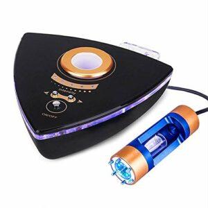 YJF-MRY Équipement de beauté Amincissant la Machine, la Peau et Le Visage de Levage Dispositif de Soins de la Peau de Machine de beauté pour Le rétrécissement des Pores de rétrécissement Anti-Rides